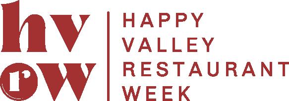 Happy Valley Restaurant Week Logo
