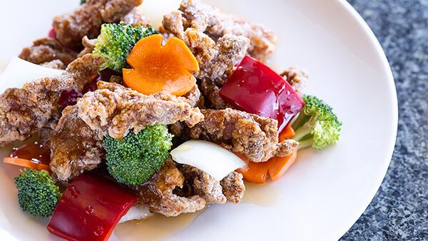 Kimchi State College Happy Valley Restaurant Week Special Dish